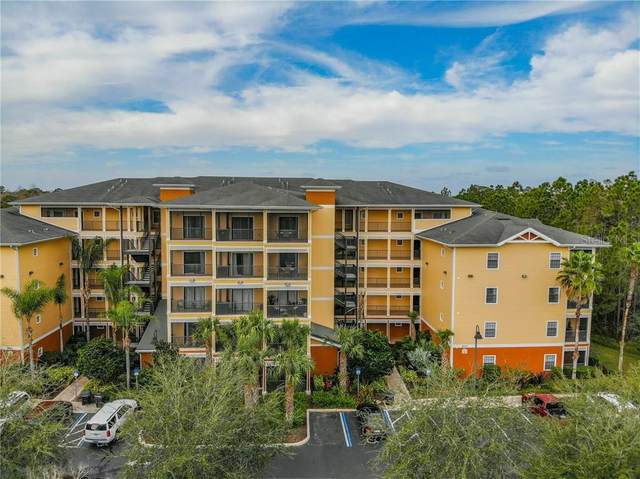 9061 Treasure Trove Lane #205, Kissimmee, FL 34747 (MLS #O5840203) :: Godwin Realty Group