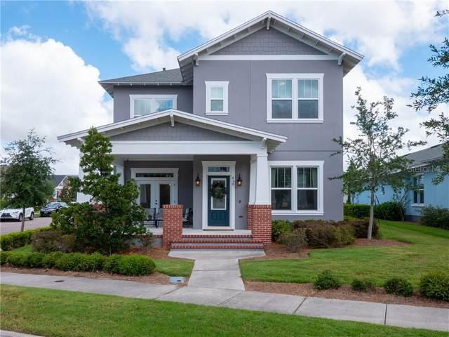 839 Civitas Way, Winter Garden, FL 34787 (MLS #O5845887) :: Bustamante Real Estate