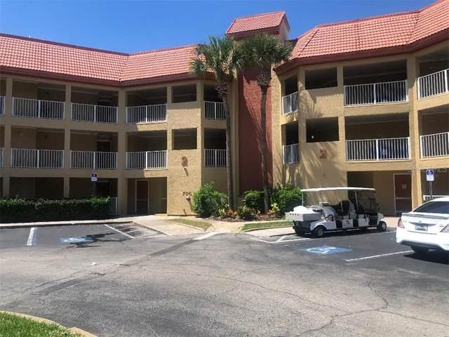 6337 Parc Corniche Drive #2113, Orlando, FL 32821 (MLS #O5855675) :: Keller Williams on the Water/Sarasota