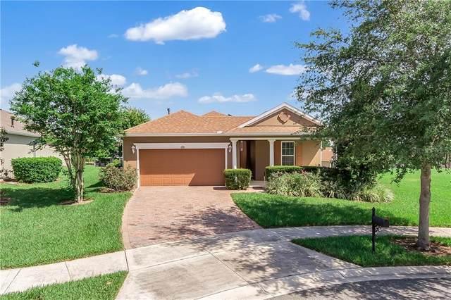 123 Cupania Court, Groveland, FL 34736 (MLS #O5859445) :: Burwell Real Estate
