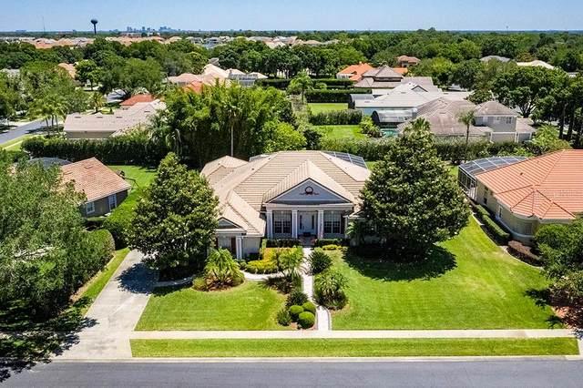 9112 Balmoral Mews Square, Windermere, FL 34786 (MLS #O5861624) :: Florida Real Estate Sellers at Keller Williams Realty