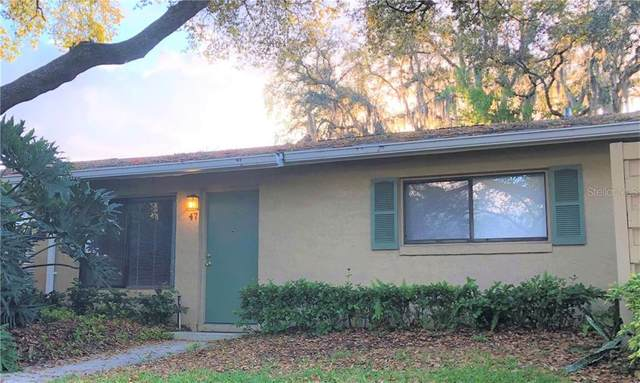 725 Northlake Boulevard #47, Altamonte Springs, FL 32701 (MLS #O5864289) :: Mark and Joni Coulter | Better Homes and Gardens