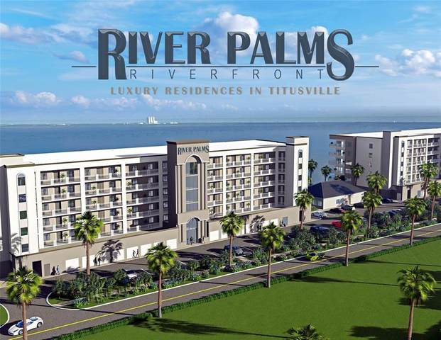 1825 Riverside Drive #304, Titusville, FL 32780 (MLS #O5865820) :: Sarasota Home Specialists