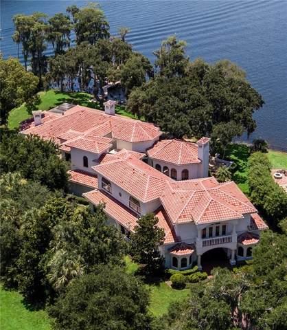 9711 Deacon Court, Windermere, FL 34786 (MLS #O5868216) :: Florida Real Estate Sellers at Keller Williams Realty