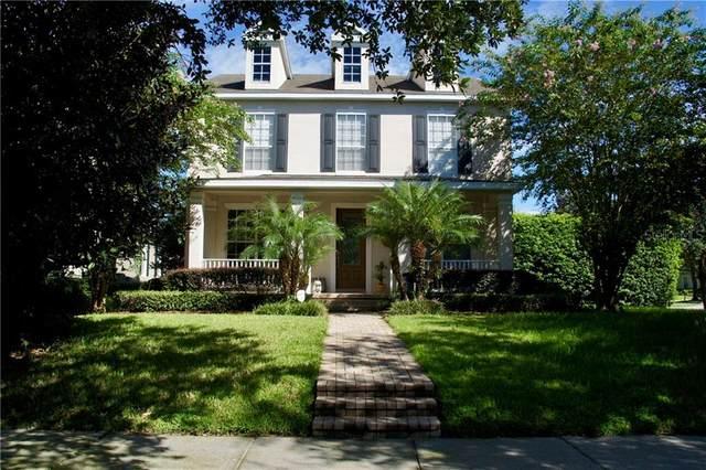 11231 Camden Park Drive, Windermere, FL 34786 (MLS #O5870676) :: Dalton Wade Real Estate Group