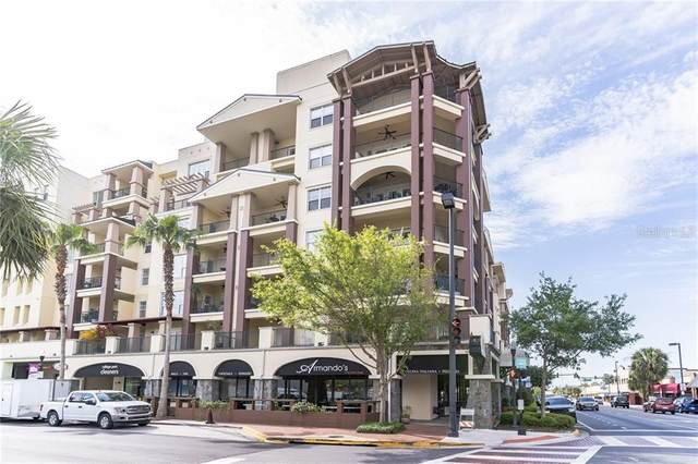 630 Vassar Street #2504, Orlando, FL 32804 (MLS #O5874739) :: The Brenda Wade Team