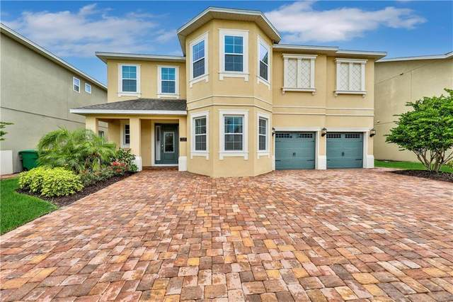 7616 Brookhurst Lane, Kissimmee, FL 34747 (MLS #O5875254) :: Team Bohannon Keller Williams, Tampa Properties