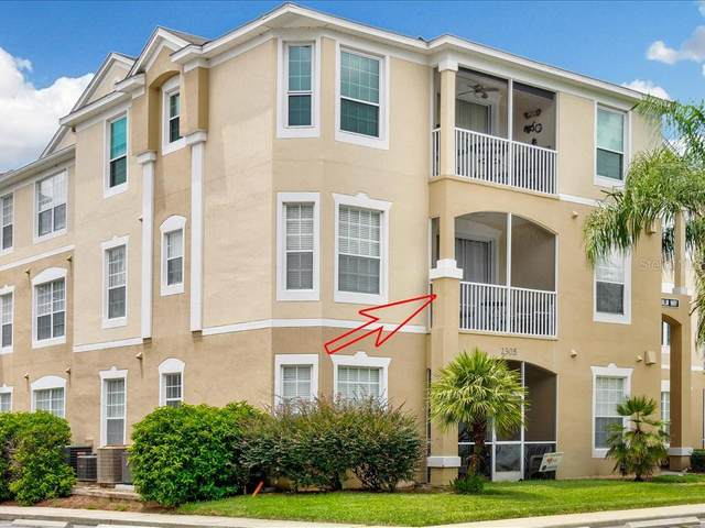 2305 Butterfly Palm Way #205, Kissimmee, FL 34747 (MLS #O5881794) :: Globalwide Realty