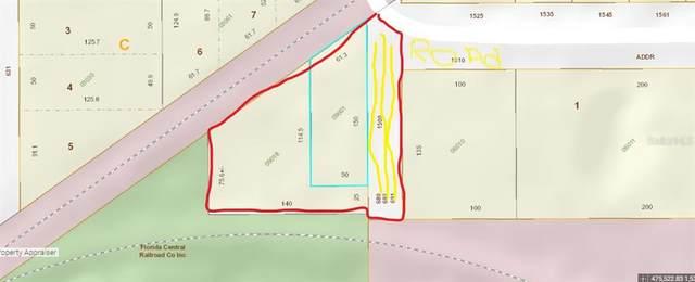 1500 E Bay Street, Winter Garden, FL 34787 (MLS #O5881957) :: The Lersch Group