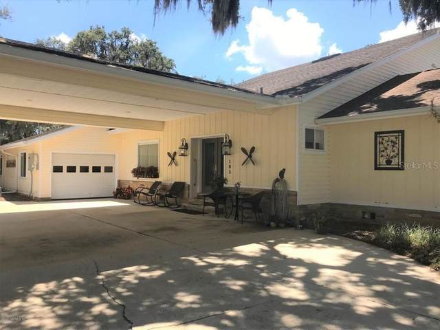 105 Eagles Nest Drive, Crescent City, FL 32112 (MLS #O5886593) :: KELLER WILLIAMS ELITE PARTNERS IV REALTY