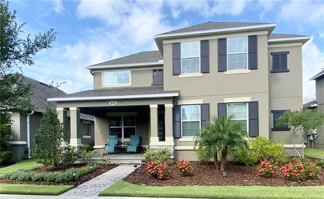 8770 Sidley Lane, Orlando, FL 32832 (MLS #O5887263) :: The Light Team