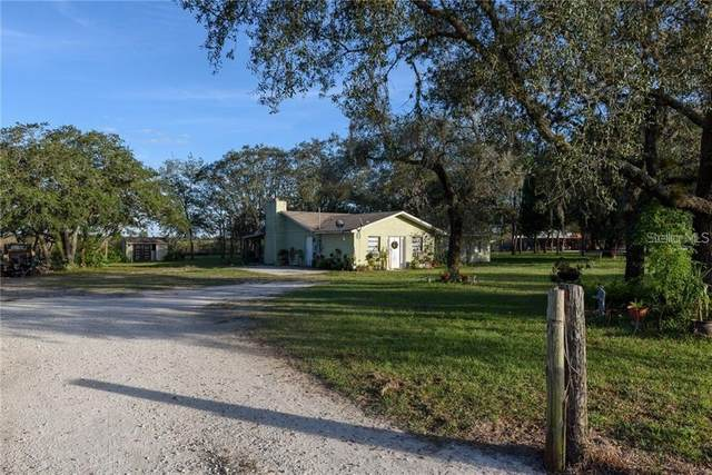 130 Cumbie Drive, Haines City, FL 33845 (MLS #O5895699) :: Griffin Group