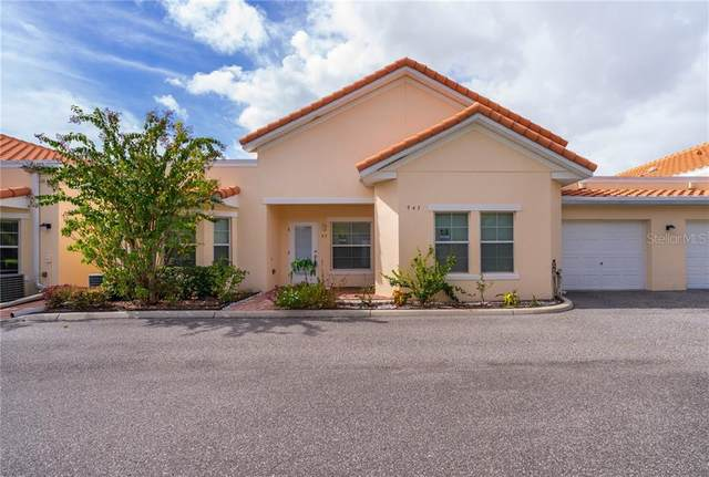 943 David Walker Drive A-5, Tavares, FL 32778 (MLS #O5898953) :: Alpha Equity Team