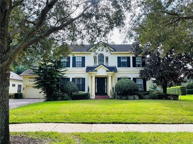 8537 Eagles Loop Circle, Windermere, FL 34786 (MLS #O5905799) :: RE/MAX Premier Properties
