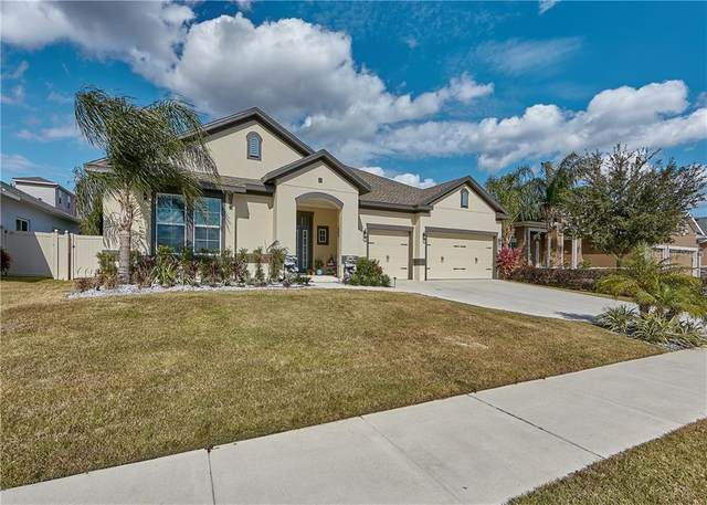 16429 Good Hearth Boulevard, Clermont, FL 34711 (MLS #O5917623) :: CGY Realty