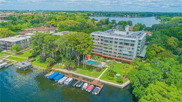 690 Osceola Avenue #607, Winter Park, FL 32789 (MLS #O5934154) :: Rabell Realty Group