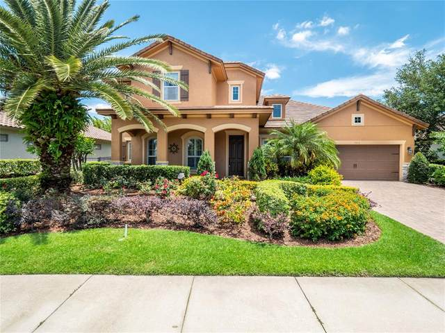 7213 Sangalla Drive, Windermere, FL 34786 (MLS #O5934689) :: Florida Life Real Estate Group