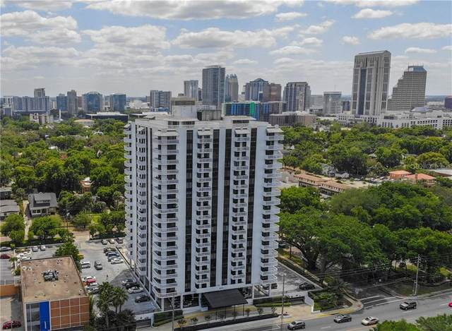 400 E Colonial Drive #1005, Orlando, FL 32803 (MLS #O5935345) :: Visionary Properties Inc