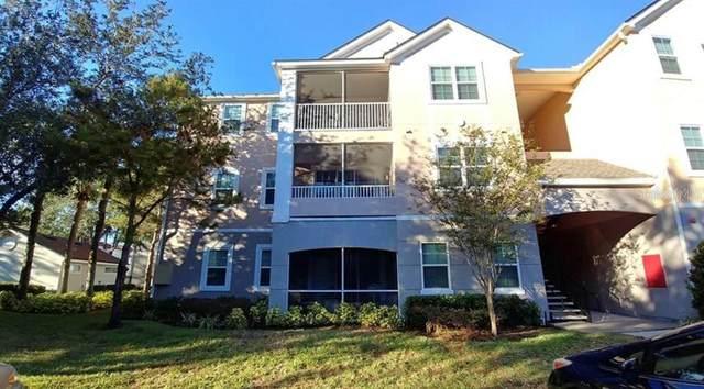 6663 Queens Borough Avenue #202, Orlando, FL 32835 (MLS #O5935698) :: Sarasota Property Group at NextHome Excellence