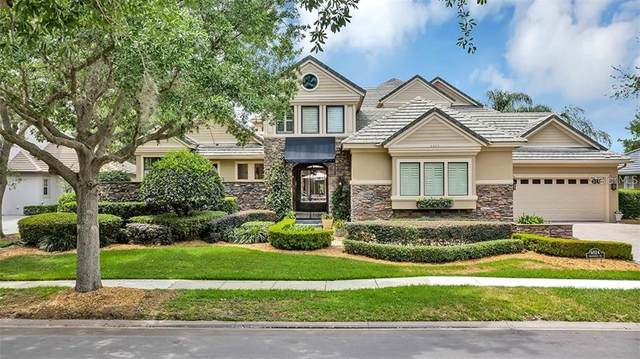 6024 Greatwater Drive, Windermere, FL 34786 (MLS #O5937669) :: Tuscawilla Realty, Inc