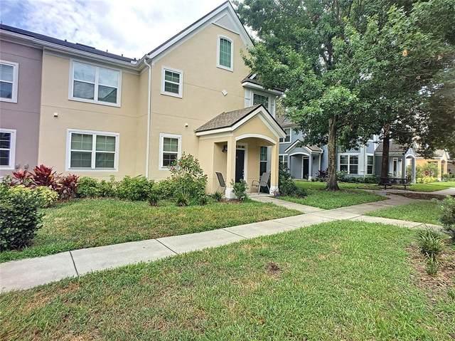 3318 Greenwich Village Boulevard #104, Orlando, FL 32835 (MLS #O5949695) :: SunCoast Home Experts