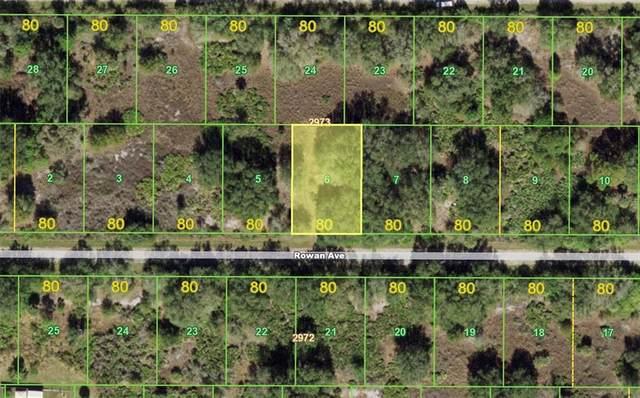 14460 Rowan Avenue S, Port Charlotte, FL 33953 (MLS #O5976718) :: Carmena and Associates Realty Group
