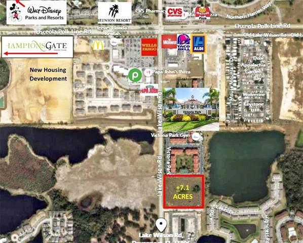 7510 Lake Wilson Road, Davenport, FL 33896 (MLS #OM552625) :: Gate Arty & the Group - Keller Williams Realty Smart