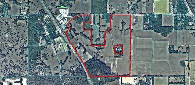 000 Co Hwy 318, Reddick, FL 32686 (MLS #OM559694) :: Rabell Realty Group