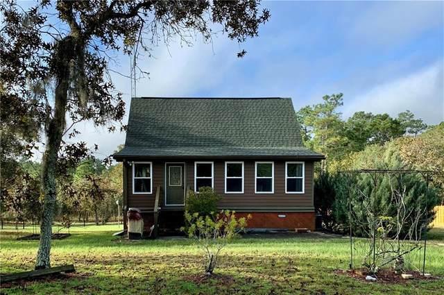 14650 SE 23RD Place, Morriston, FL 32668 (MLS #OM559699) :: Better Homes & Gardens Real Estate Thomas Group