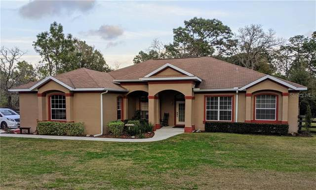 13990 SW 89TH Street, Dunnellon, FL 34432 (MLS #OM600184) :: The Duncan Duo Team