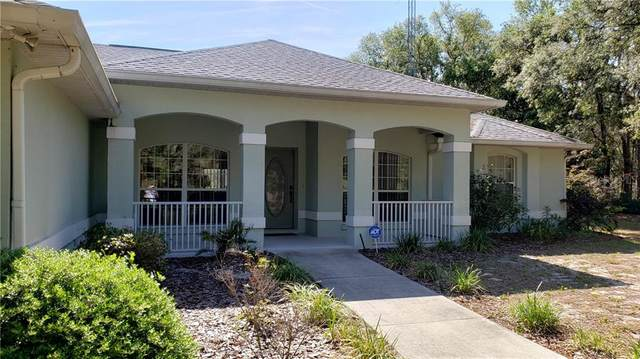 10891 SE 129TH Court, Dunnellon, FL 34431 (MLS #OM603651) :: The Duncan Duo Team