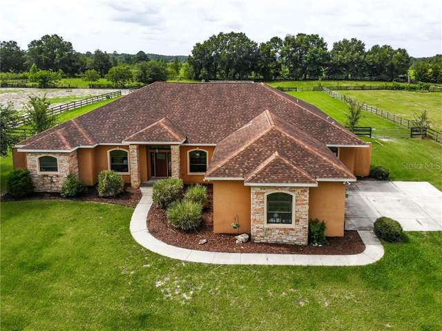 16814 W Highway 326, Morriston, FL 32668 (MLS #OM606751) :: Rabell Realty Group