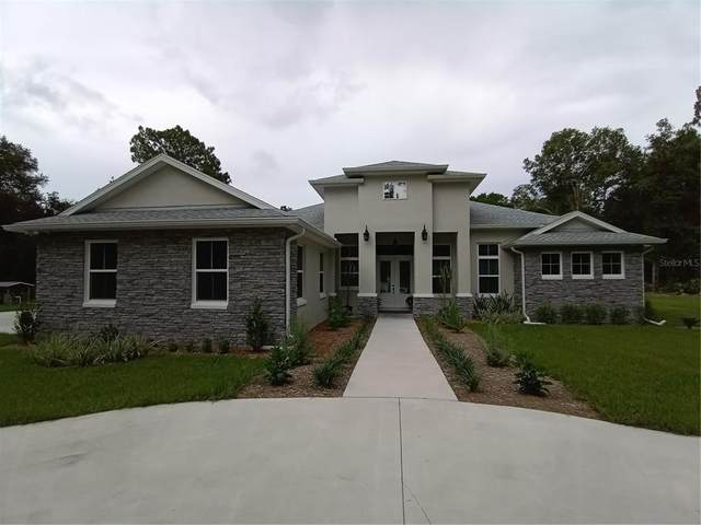 5854 NE 43RD LANE Road, Silver Springs, FL 34488 (MLS #OM608833) :: Team Turner