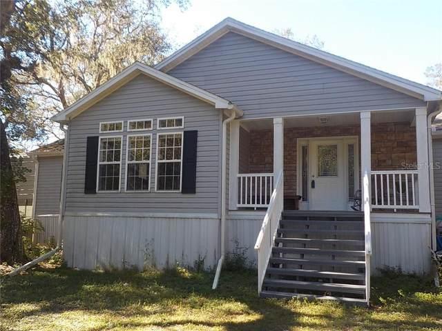 9791 SW 157TH Lane, Dunnellon, FL 34432 (MLS #OM610736) :: Delgado Home Team at Keller Williams