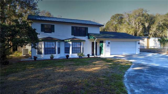10316 SE Sunset Harbor Road, Summerfield, FL 34491 (MLS #OM613973) :: Sarasota Property Group at NextHome Excellence