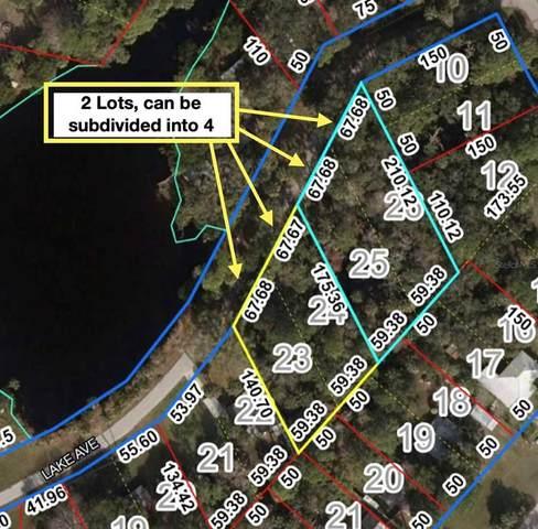 0 Lake Street, Yankeetown, FL 34498 (MLS #OM617106) :: Everlane Realty