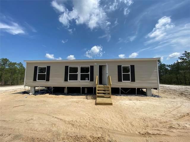 14781 SE 26TH Street, Morriston, FL 32668 (MLS #OM621772) :: Everlane Realty