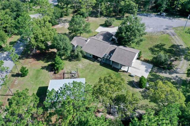 20660 SW 90TH Place, Dunnellon, FL 34431 (MLS #OM623796) :: Rabell Realty Group