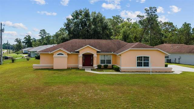 12815 SW 50TH Terrace, Ocala, FL 34473 (MLS #OM624699) :: Everlane Realty