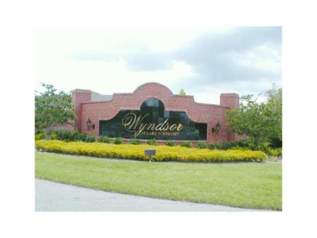 0 Wyndsor Oaks Way, Winter Haven, FL 33884 (MLS #P4702163) :: The Light Team