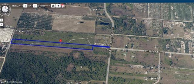 0 Lynch Lane, Frostproof, FL 33843 (MLS #P4903812) :: The Duncan Duo Team