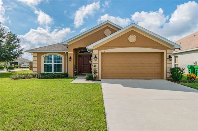 1316 Legatto Loop, Dundee, FL 33838 (MLS #P4908182) :: Cartwright Realty