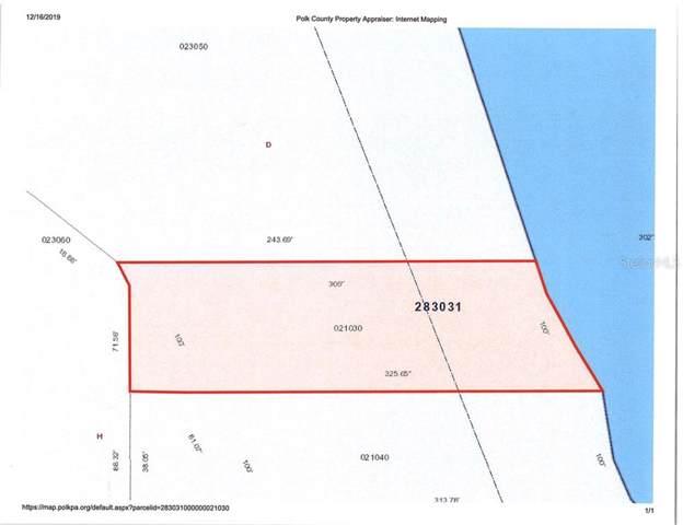 Wirts Point Drive, Babson Park, FL 33827 (MLS #P4908779) :: Team Bohannon Keller Williams, Tampa Properties