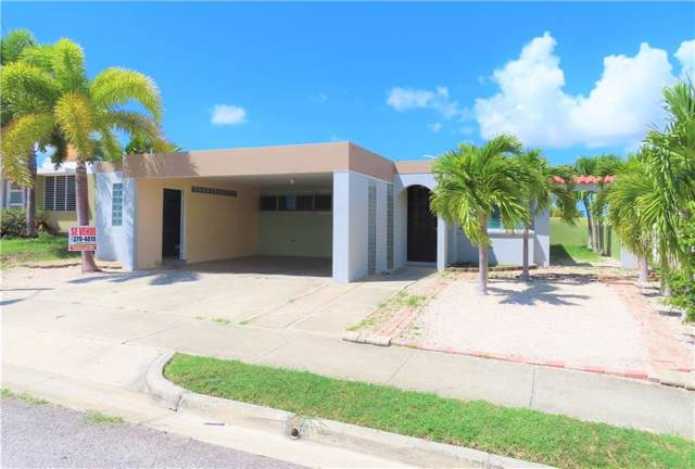 URB. HACIENDA FLORIR Calle Gerania  #486, YAUCO, PR 00698 (MLS #PR9089126) :: Griffin Group