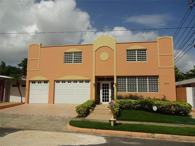 1644 Sagrado Corazon, SAN JUAN, PR 00926 (MLS #PR9091823) :: Rabell Realty Group