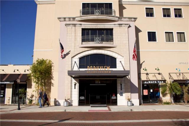 111 E Monument Avenue #804, Kissimmee, FL 34741 (MLS #S4831745) :: The Duncan Duo Team
