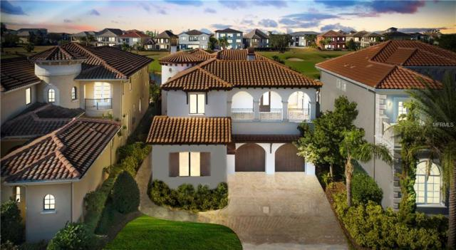 591 Muirfield Loop, Reunion, FL 34747 (MLS #S4854648) :: G World Properties