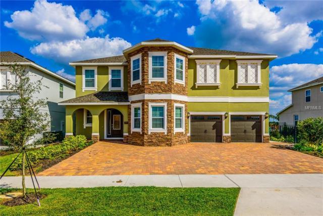 241 Falls Drive, Kissimmee, FL 34747 (MLS #S4856880) :: Team Suzy Kolaz