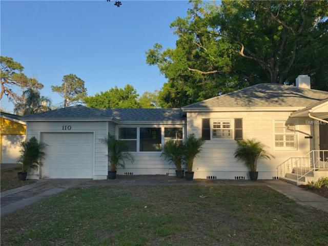 110 S Himes Avenue, Tampa, FL 33609 (MLS #S5014598) :: Team Bohannon Keller Williams, Tampa Properties