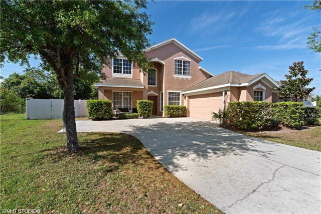 2724 Stratham Court, Kissimmee, FL 34741 (MLS #S5015057) :: The Duncan Duo Team
